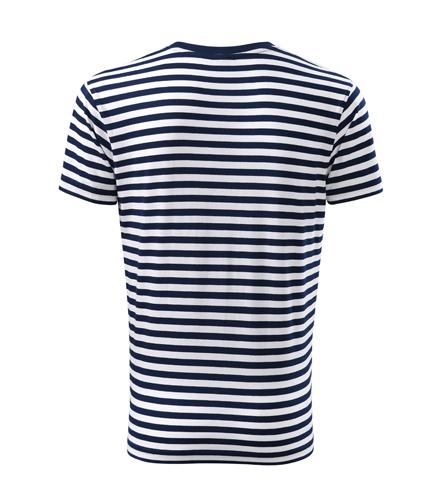 Koszulka Męska A 803 Sailor  - 803_02_B - Kolor: Granatowy