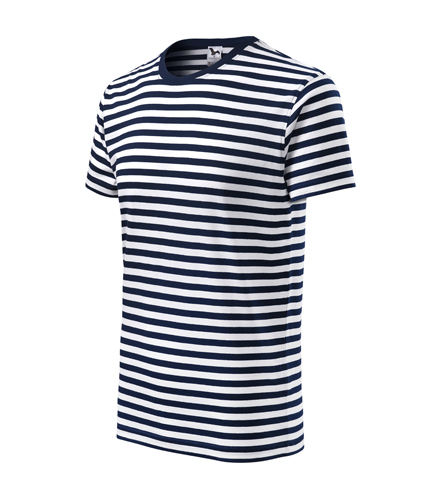 Koszulka Męska A 803 Sailor  - 803_02_C - Kolor: Granatowy