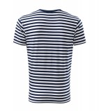 Koszulka Męska A 803 Sailor  - 803_02_B Granatowy