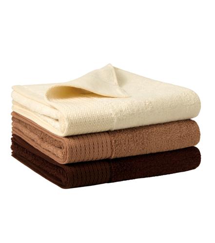 Ręcznik A 951 Malfini Bamboo Towel  - 951_21_C - Kolor: Migdałowy