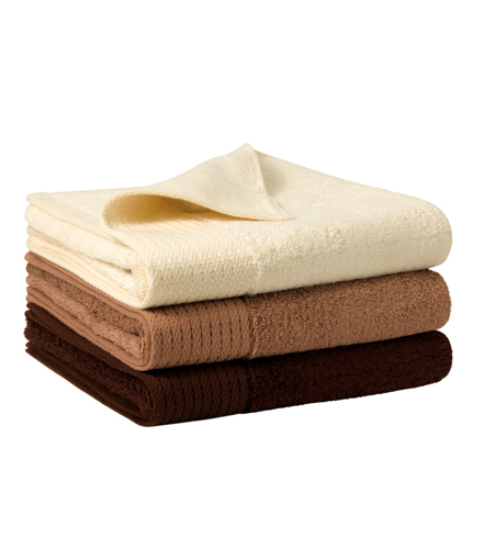 Ręcznik A 951 Malfini Bamboo Towel  - 951_26_C - Kolor: Nugatowy