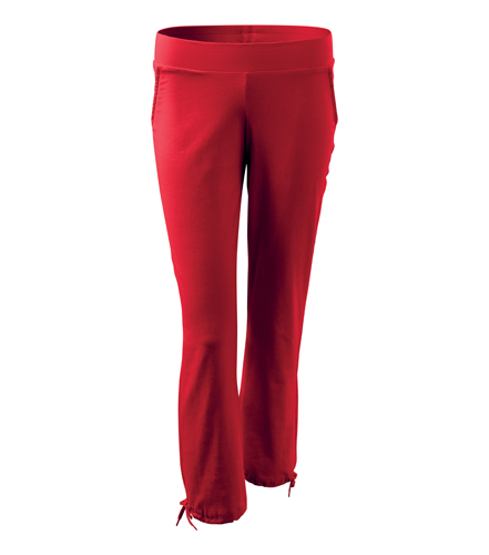 Spodnie Ladies A 603 PANTS LEISURE 200 - 603_07_A - Kolor: Czerwony