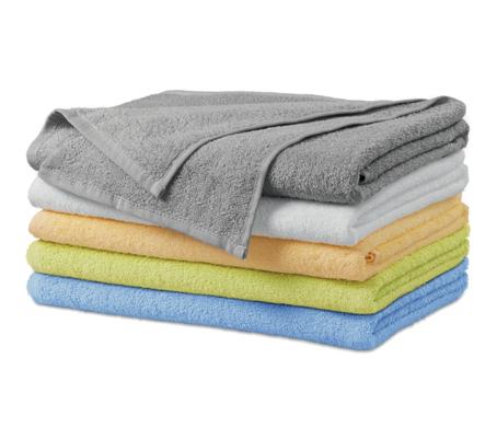 Ręcznik duży A 909 TERRY TOWEL 350 - 909_24_C - Kolor: Jasno szary