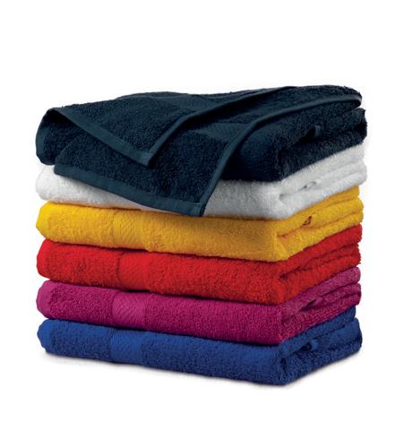 Ręcznik A 903 TERRY BATH TOWEL 450 - 903_02_C - Kolor: Granatowy