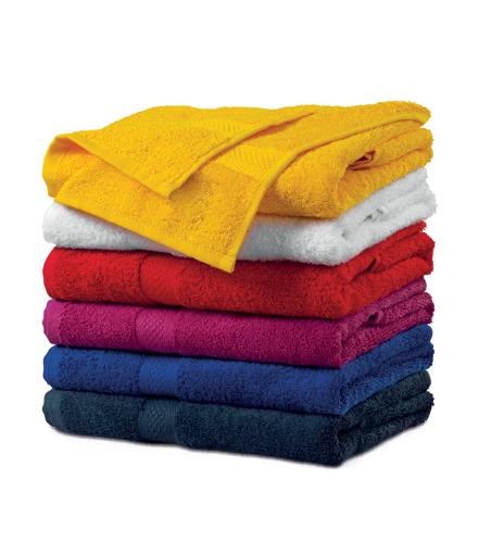 Ręcznik A 903 TERRY BATH TOWEL 450 - 903_04_C - Kolor: Żółty