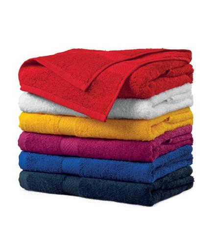 Ręcznik A 903 TERRY BATH TOWEL 450 - 903_07_C - Kolor: Czerwony