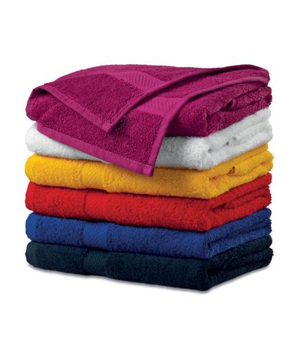 Ręcznik A 903 TERRY BATH TOWEL 450 - 903_49_C - Kolor: Fuchsia red