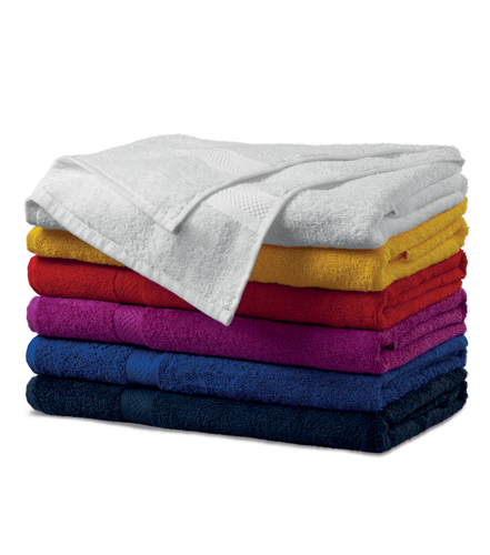 Ręcznik duży A 905 TERRY BATH TOWEL 450 - 905_00_C - Kolor: Biały