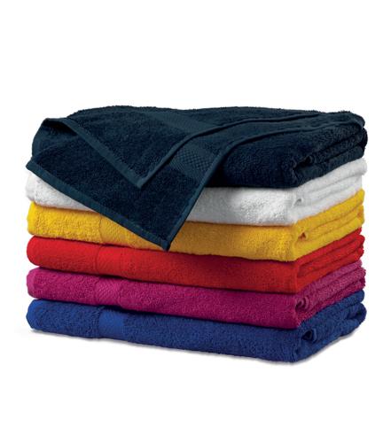 Ręcznik duży A 905 TERRY BATH TOWEL 450 - 905_02_C - Kolor: Granatowy
