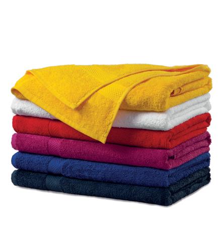 Ręcznik duży A 905 TERRY BATH TOWEL 450 - 905_04_C - Kolor: Żółty