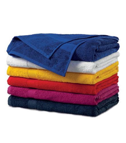 Ręcznik duży A 905 TERRY BATH TOWEL 450 - 905_05_C - Kolor: Chabrowy