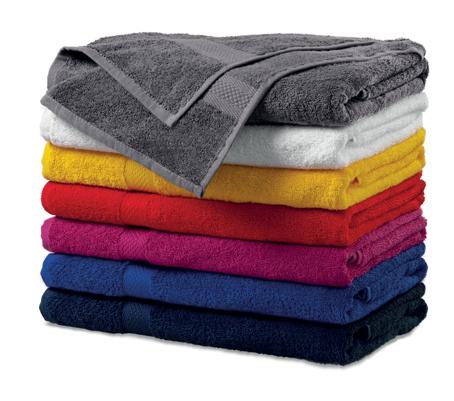 Ręcznik duży A 905 TERRY BATH TOWEL 450 - 905_25_C - Kolor: Szaro-czarny melanż
