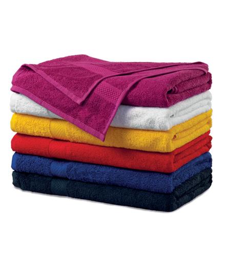 Ręcznik duży A 905 TERRY BATH TOWEL 450 - 905_49_C - Kolor: Fuchsia red