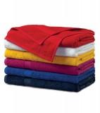 Ręcznik duży A 905 TERRY BATH TOWEL 450 - 905_07_C Czerwony