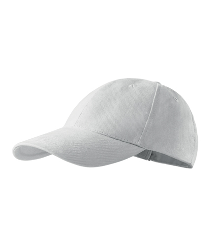 Czapka A 305 6P - 305_00_C - Kolor: Biały