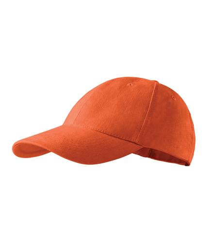 Czapka A 305 6P - 305_11_C - Kolor: Pomarańczowy