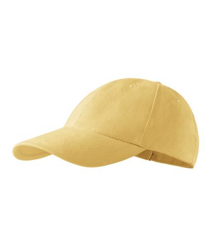 Czapka A 305 6P - 305_18_C - Kolor: Jasno żółty