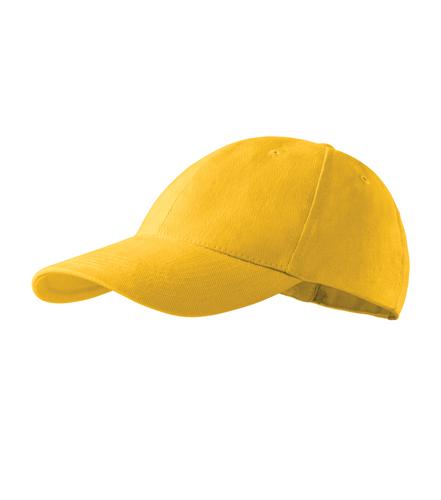 Czapka Kid A 303 6P - 303_04_C - Kolor: Żółty