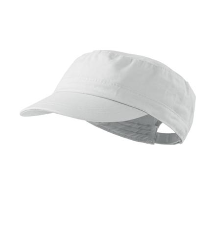 Czapka A 324 LATINO - 324_00_C - Kolor: Biały